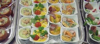 JAMIN Traiteur vous propose des buffets et cocktails à déguster à toute occasion